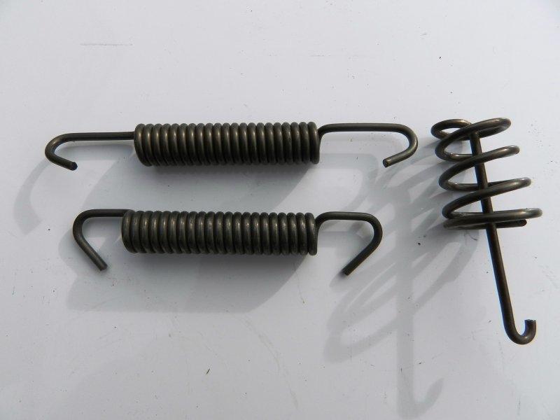 Set Arcuri frana F160 Knott