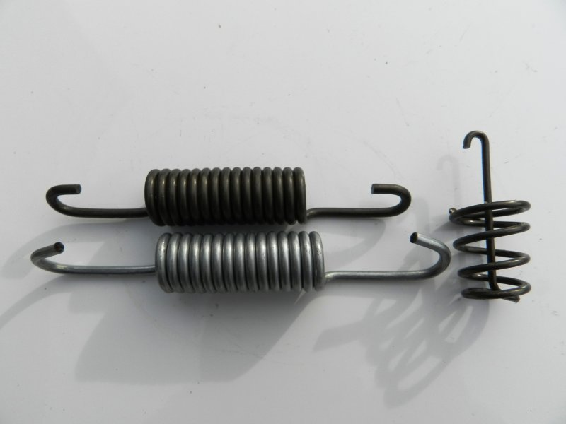 Set Arcuri frana F250 Knott