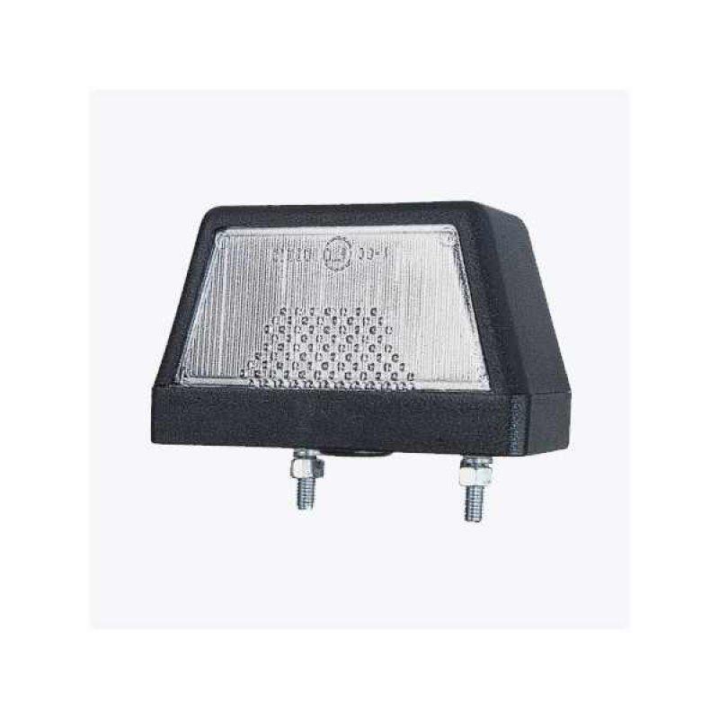 Lampa iluminat nr inmatriculare LT120
