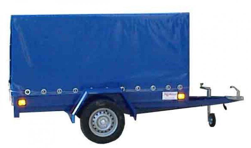Remorca utilitara camion cu prelata