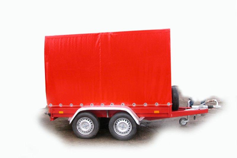 remorca utilitara camion cu obloane