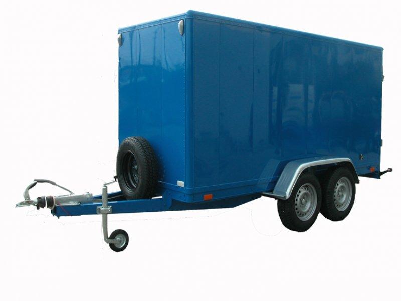 Remorca utilitara furgon