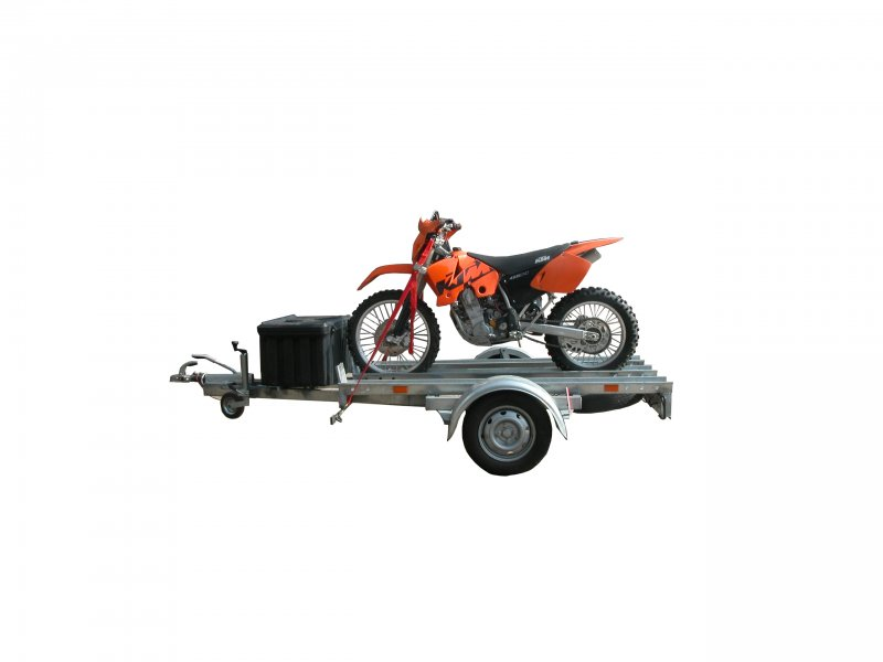 Remorca transport motociclete si ATV-uri
