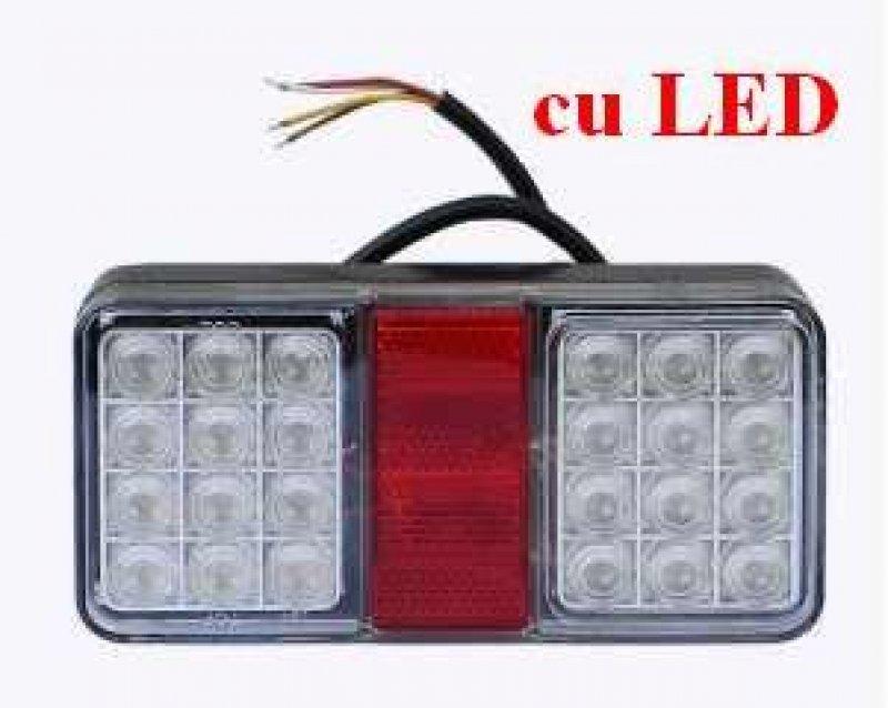 Lampa semnalizare cu led Dob 90T