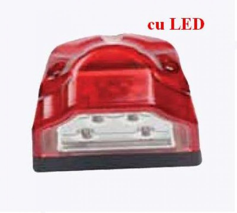 Lampa iluminat numar inmatriculare cu led FT 31