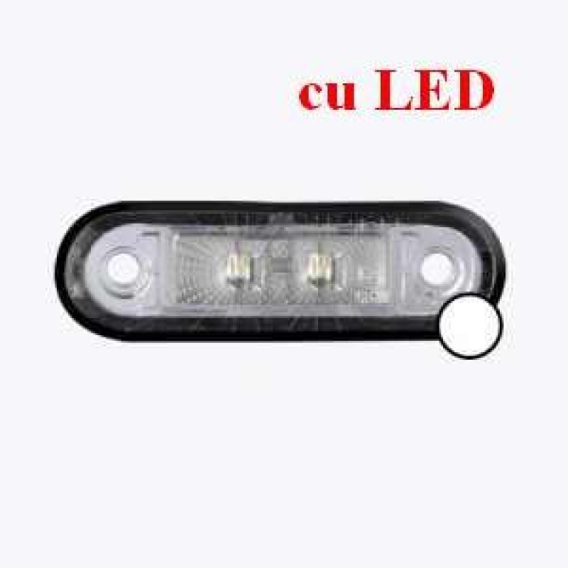 Lampa gabarit cu led FT 15 alba
