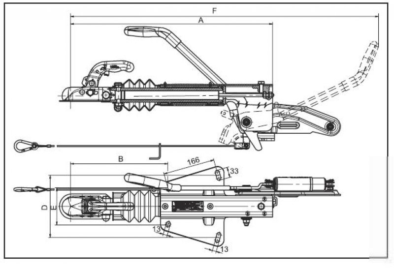 Dispozitiv  KF7.5
